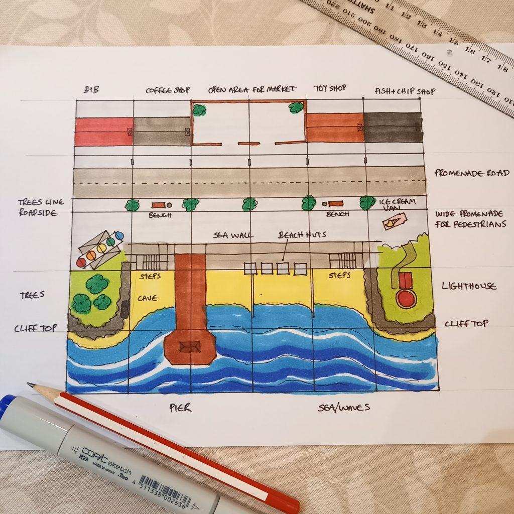 Brickmouth Bay Plan
