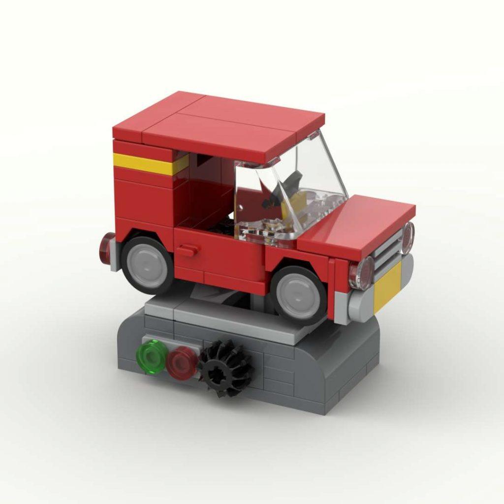 Postman Pat Ride