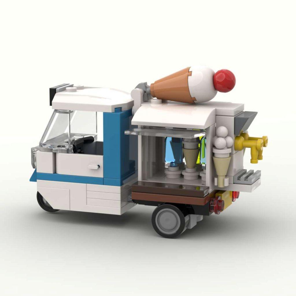 Ice Cream Tuktuk